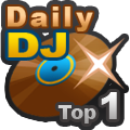 DJ Daily Charts Rank 1