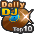 DJ Daily Charts Top 10