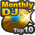 DJ Monthly Charts Top 10