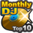 DJ Monatscharts Top 10