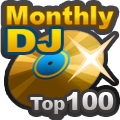 DJ Monthly Charts Top 100