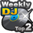 DJ Weekly Charts Rank 2