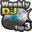DJ Weekly Charts Rank 3